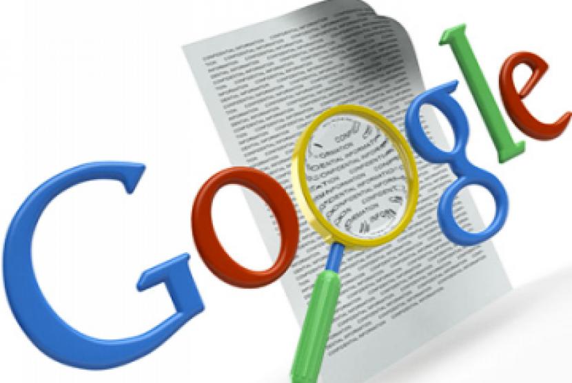 Raksasa pencarian internet, Goggle (Ilustrasi)
