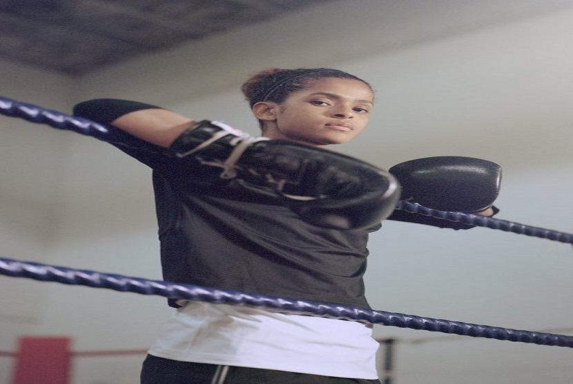 Ramla Ali, Petinju perempuan muslim pertama yang meraih juara tinju di Inggris