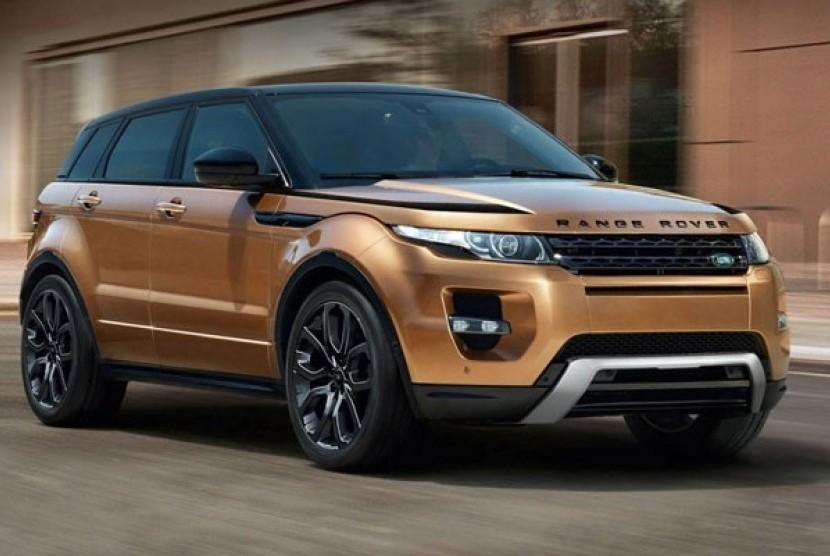 Range Rover Evoque Edisi Khusus