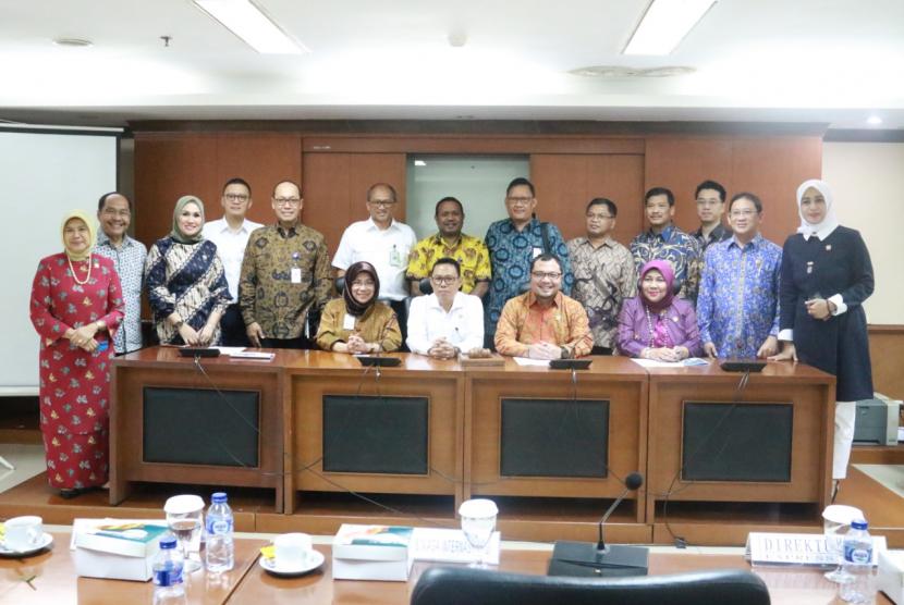 Rapat dengar pendapat DPD RIyang dihadiri oleh Direksi Garuda Indonesia, Citilink, Lion Grup, dan Xpress Air hari Rabu (5/9),