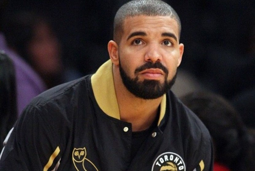 Rapper asal Kanada Drake