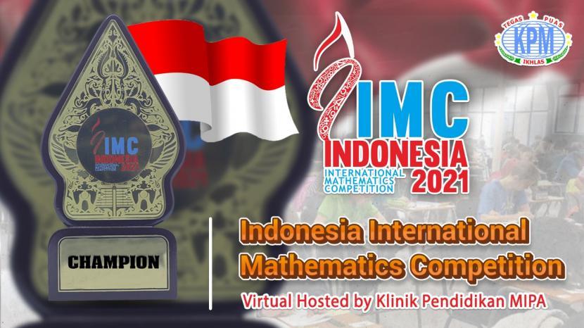 Rasa bangga patut disematkan kepada pelajar tingkat SD-SMP Indonesia yang telah berkompetisi pada ajang Indonesia International Mathematics Competition (IIMC) pada 27 Juli -1 Agustus 2021. Sebanyak 65 penghargaan berhasil disabet tim Indonesia.