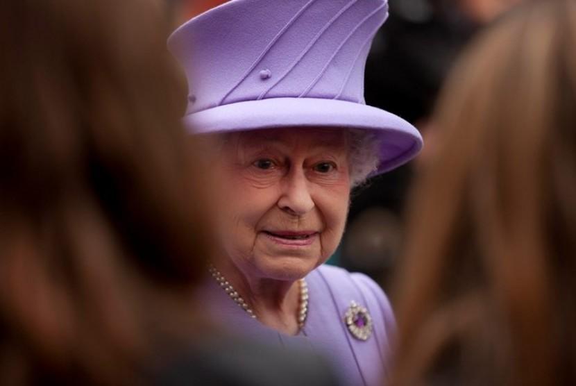 Ratu Inggris Elizabeth II