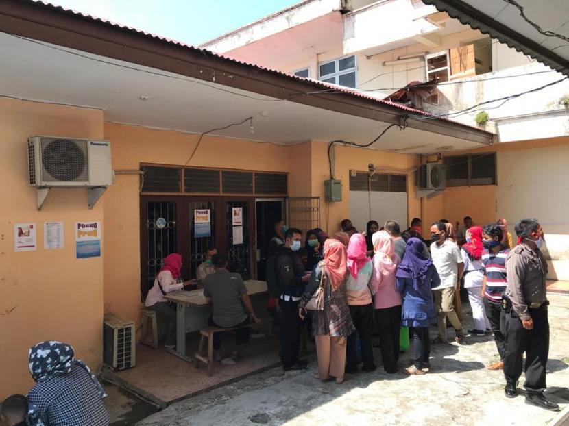 Dinas Pendidikan Kota Jambi Verifikasi Peserta Ppdb Smp Republika Online