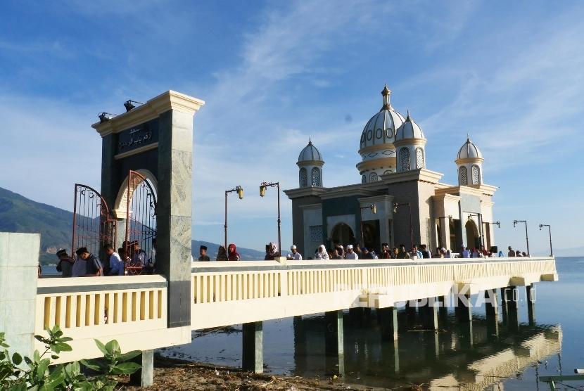 87 Foto Gambar Masjid Idul Fitri Paling Keren