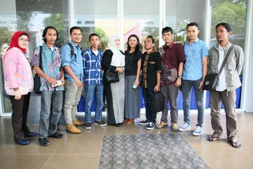 RDP  tentang Rancangan Undang-Undang (RUU) Perbukuan di Kantor DPD RI Provinsi Daerah Istimewa Yogyakarta.