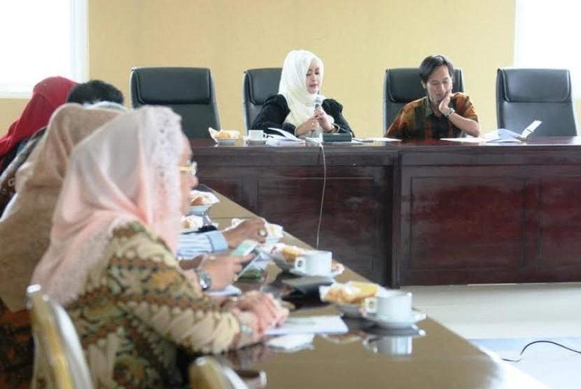 RDP tentang RUU Perbukuan yang digelar Komite III DPD RI.