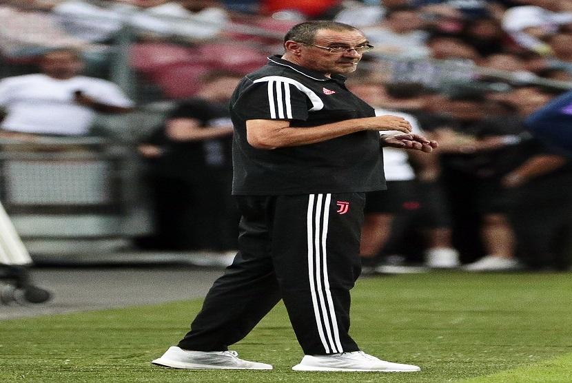 Ini Alasan Pelatih Juventus Usai Timnya Dibekuk Tottenham