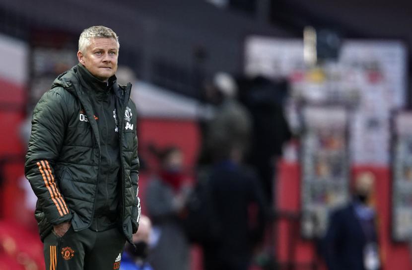 Manajer Manchester United Ole Gunnar Solskjaer