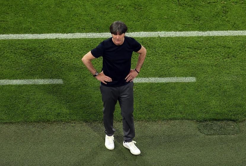 Pelatih kepala Jerman Joachim Loew