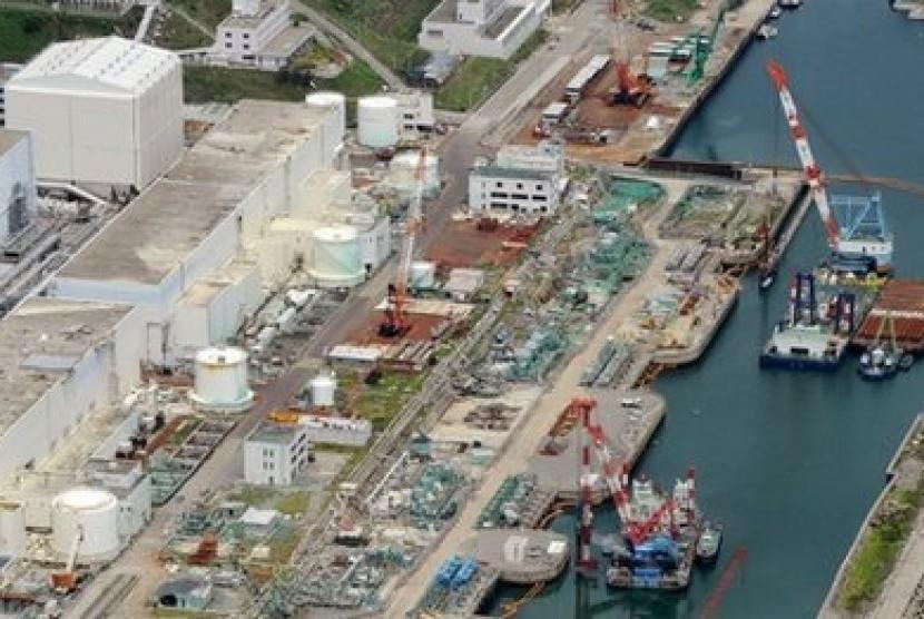 Reaktor Nuklir di Fukushima, Jepang