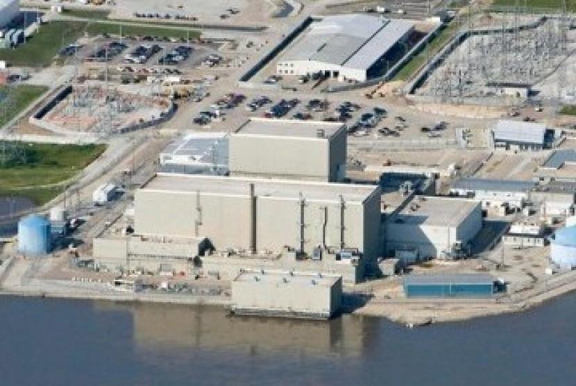 Reaktor Nuklir Nebraska, Amerika Serikat
