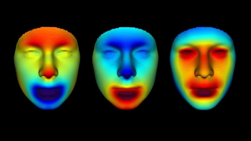 Rekonstruksi wajah mumi Mesir 2000 tahun lalu.
