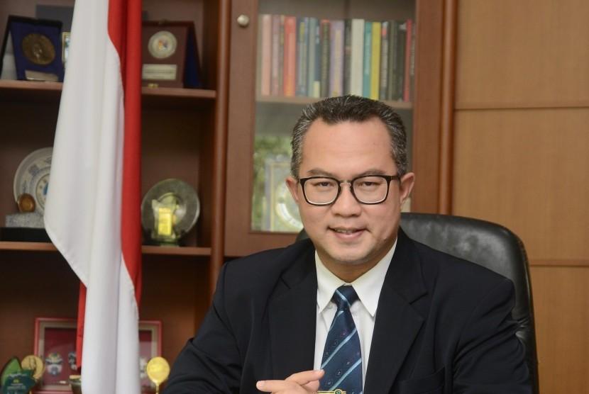 Rektor IPB Dr Arif Satria.