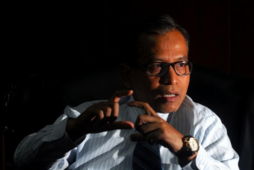 Rektor IPB Herry Suhardiyanto