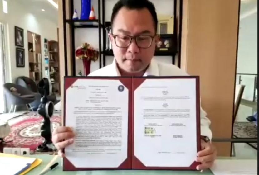 IPB University Gandeng Bank CIMB Niaga | Republika Online