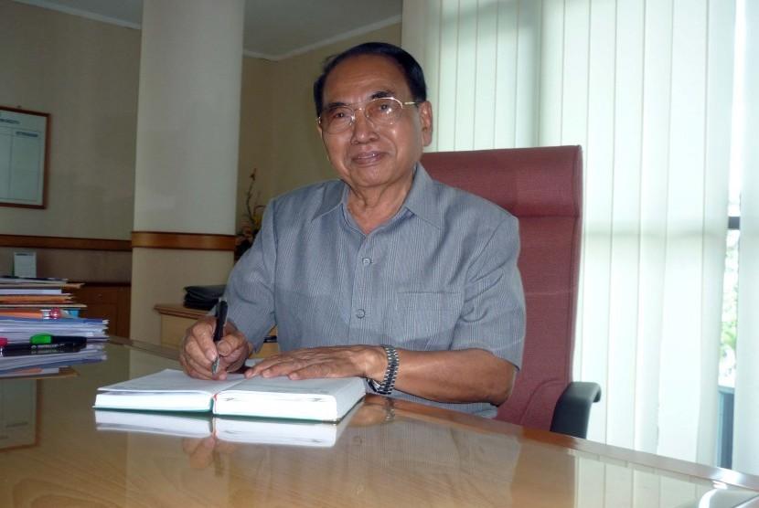 Rektor UMP Syamsuhadi Irsyad.