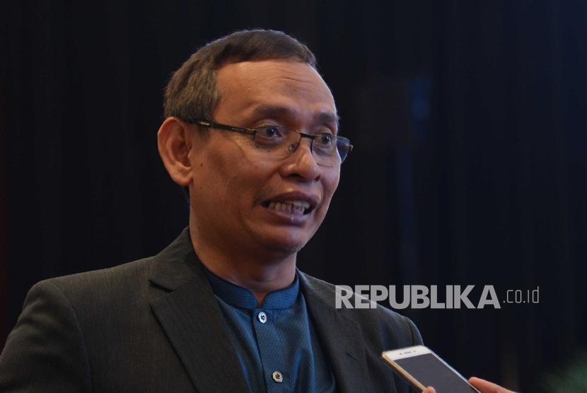 Rektor Universitas Airlangga Surabaya, Mohammad Nasih.