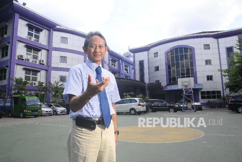 Rektor universitas Amikom Yogyakarta Tokoh Perubahan Republika