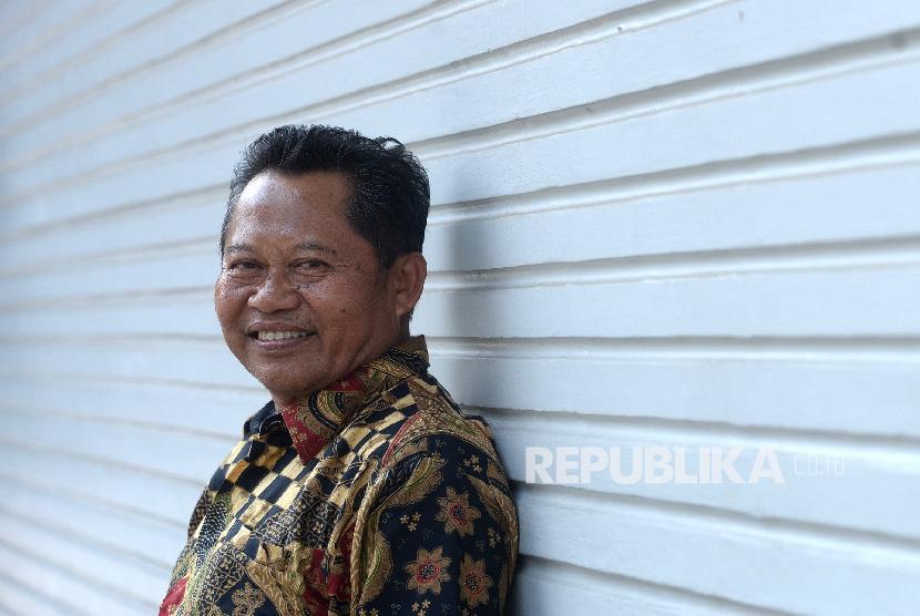 Rektor Universitas Pendidikan Muhammadiyah (UNIMUDA) Sorong, Rustamadji
