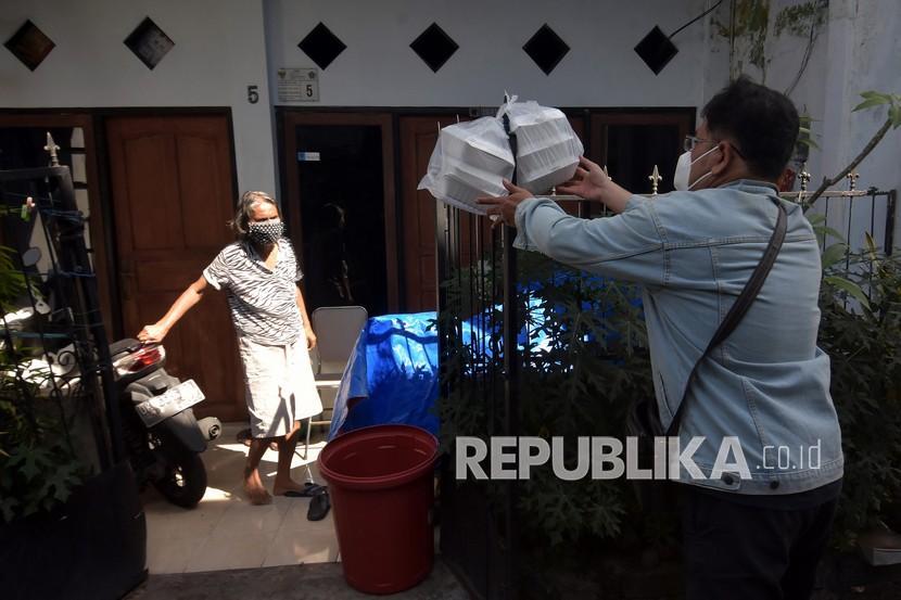 IDI Malang Sediakan Layanan Konsultasi Gratis Pasien Isoman (ilustrasi).