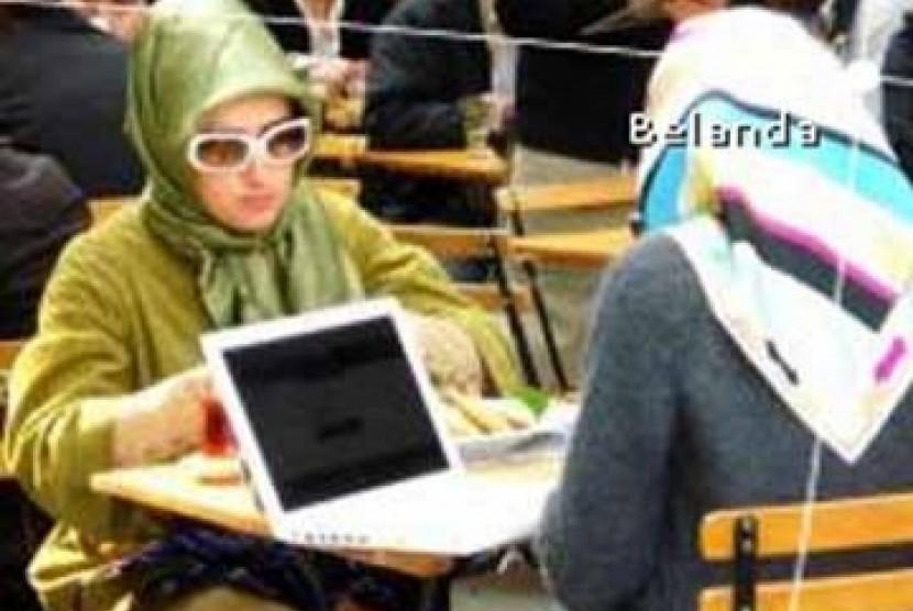 Remaja Muslim Belanda