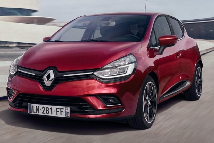 Renault Kembali Luncurkan Mobil Listrik Generasi Terbaru Republika Online