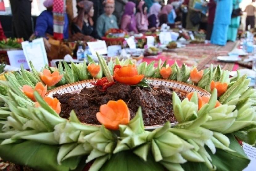 Indonesia Promosikan Keragaman Kuliner Di Indiana Republika Online