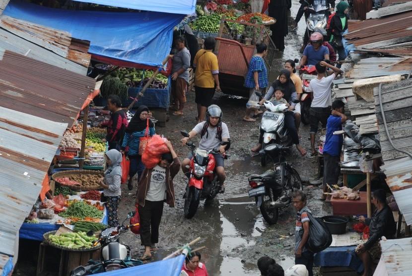 Revitalisasi Pasar Tradisional