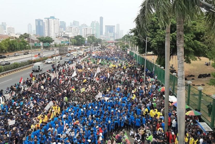 Link Pantauan CCTV Depan DPR RI