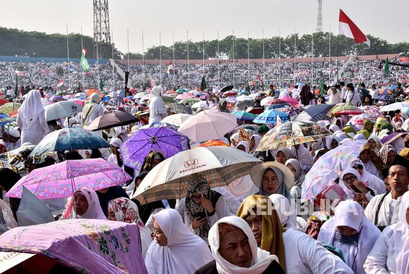 Ribuan warga Nahdliyin (ilustrasi)