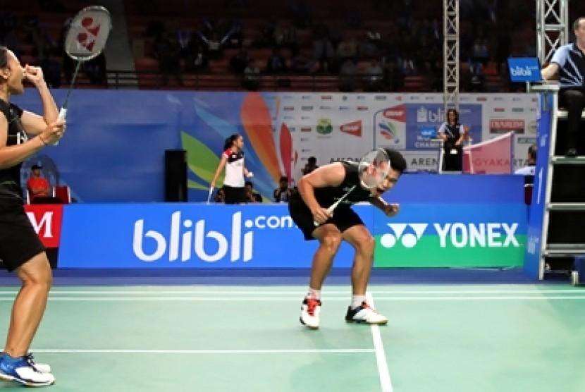 Rinov Rivaldy/Pitha Haningtyas Mentari