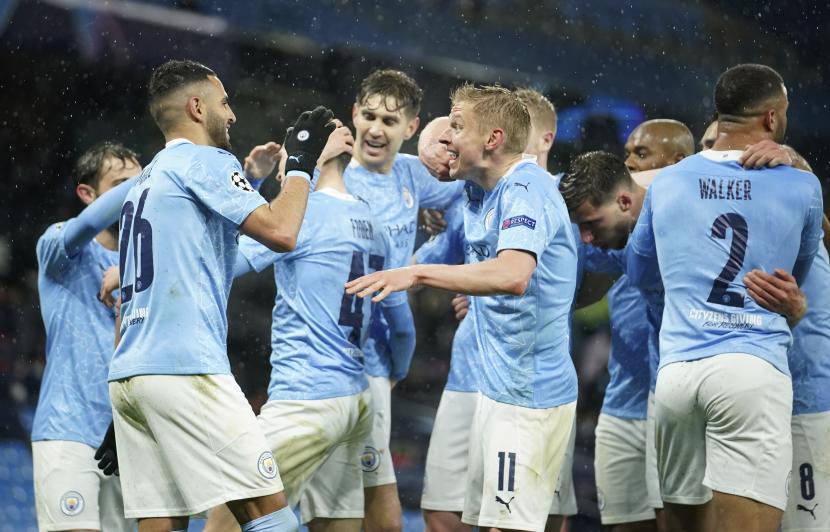 Man City Lolos ke Final Liga Champions, Ini Kata Guardiola | Republika  Online
