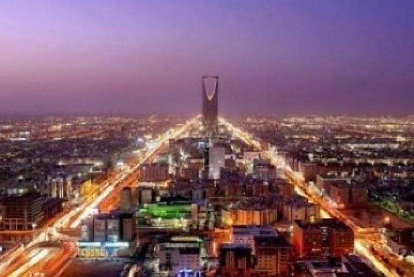 Riyadh, Ibu Kota Arab Saudi