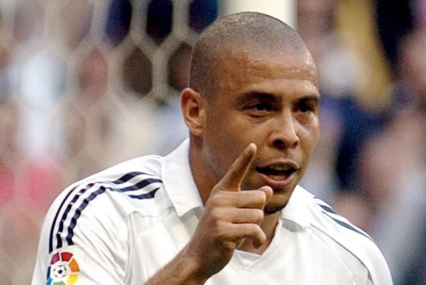 Dukung Inter, Ronaldo: Saatnya Kediktatoran Juventus Berakhi