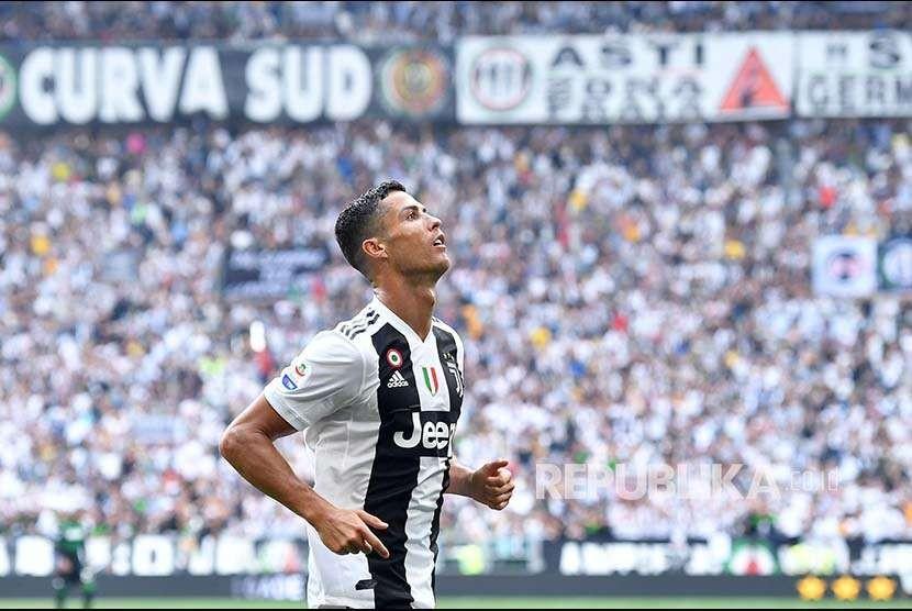 Cafu Percaya Cr7 Kian Matang Di Serie A Republika Online
