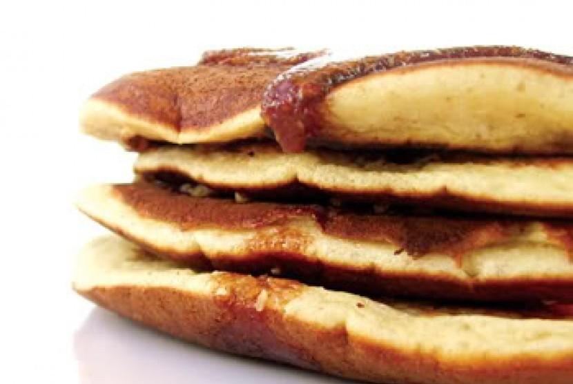 Nyam Sehatnya Roti Dari Bekatul Republika Online