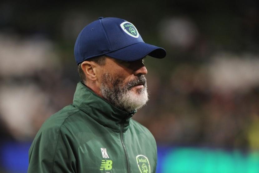 Legenda MU Roy Keane.