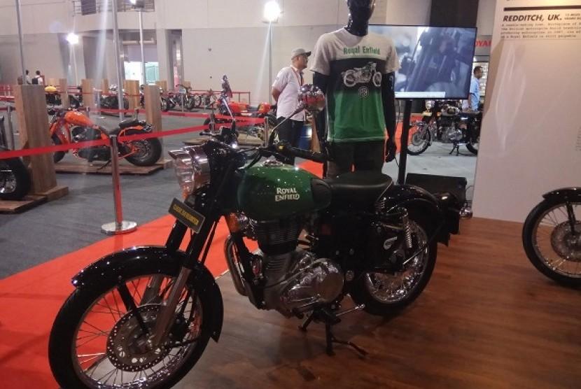 Royal Enfield Luncurkan Motor Perang Dunia II