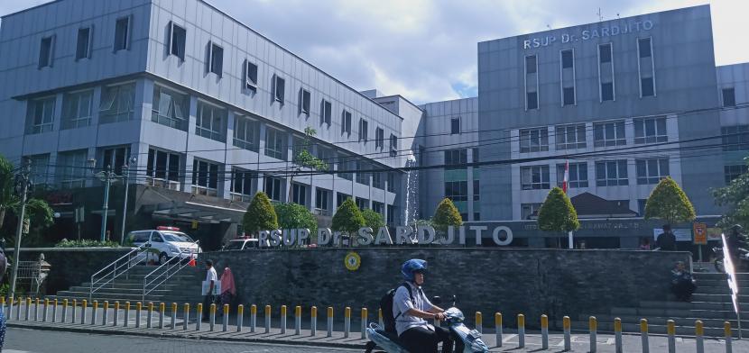 RSUP Dr Sardjito Yogyakarta.