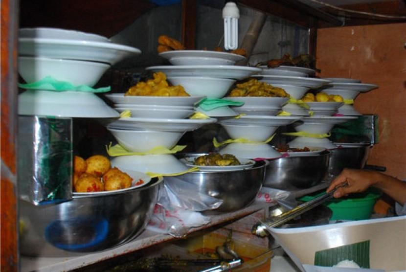Rumah makan (ilustrasi)