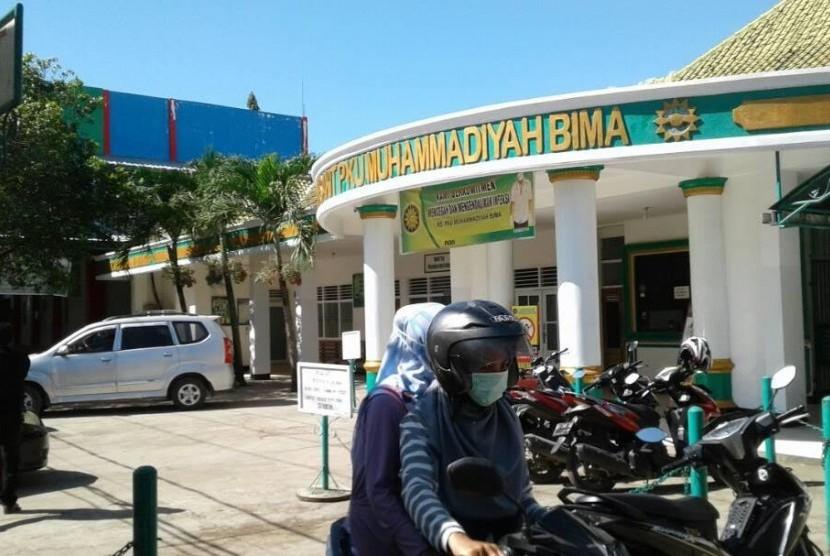 Rumah Sakit PKU Muhammadiyah Bima.