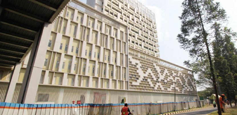Rumah Sakit Universitas Indonesia (RSUI) di Kota Depok.