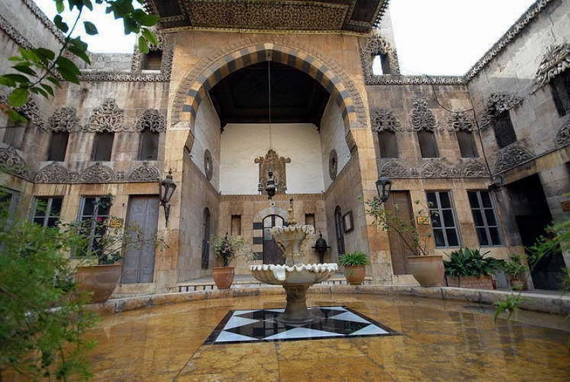 Rumah Tradisional Suriah