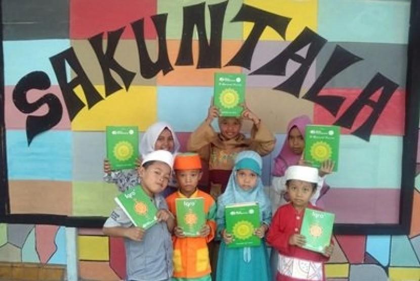 Rumah Zakat Distribusikan Alquran untuk Rumah Baca