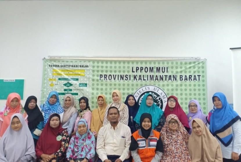 Rumah Zakat Gelar Pelatihan Sertifikasi Halal