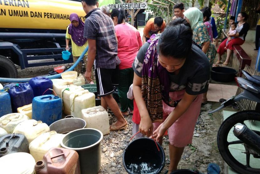 BPBD Sukabumi Proyeksikan 2.089 KK Terdampak Kekeringan (ilustrasi).
