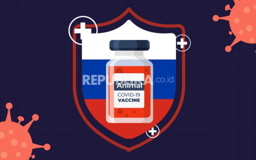 Rusia produksi vaksin Covid-19 untuk hewan