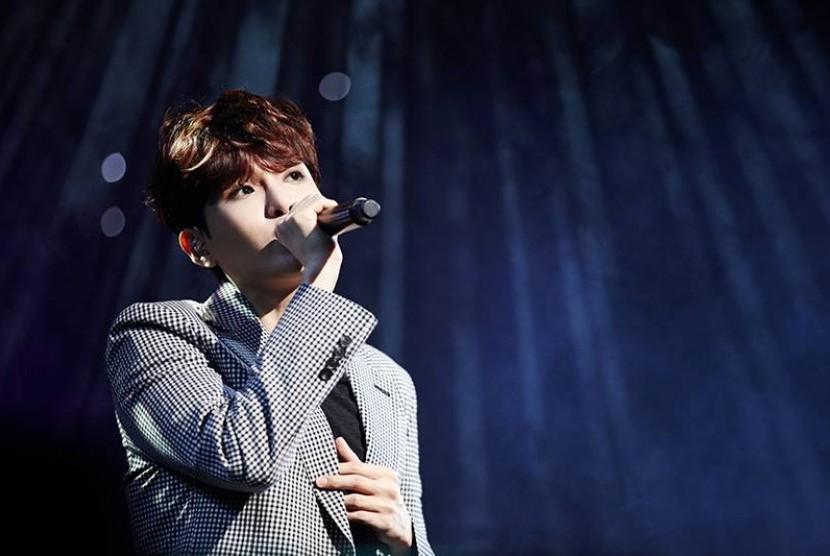 Ryeowook, Salah satu anggota Super Junior