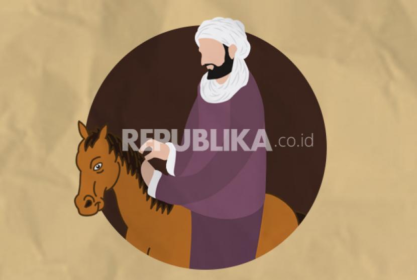 Bantahan atas Tuduhan Nepotisme Terhadap Utsman bin Affan. Foto:   Sahabat Nabi (Ilustrasi)